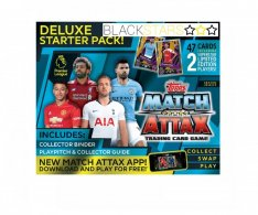 Starterpack Topps Match Attax Premier League 2018-19 (Album + 47 karet)