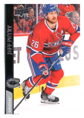 2020-21 UD Series One 98 Jeff Petry - Montreal Canadiens