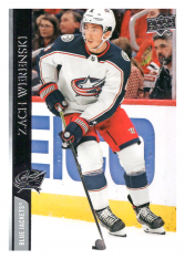 2020-21 UD Series One 57 Zach Werenski - Columbus Blue Jackets