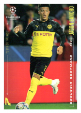 2020 Topps LM Youth of the Rise Jadon Sancho Borussia Dormund