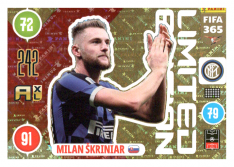 Panini Adrenalyn XL FIFA 365 2021 Limited Edition Milan Škriniar Inter Milan