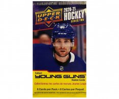 2020-21 Upper Deck Series 2 Hockey Retail Balíček