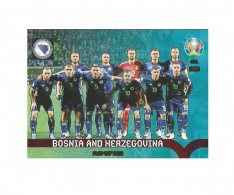 Panini Adrenalyn XL UEFA EURO 2020 Play-off Team 451 Bosnia and Herzegovina