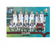 Panini Adrenalyn XL UEFA EURO 2020 Play-off Team 457 Iceland