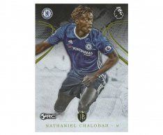 2016 Topps Gold Premier League 28. Nathaniel Chalobah  Chelsea