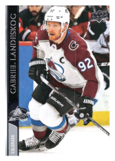 2020-21 UD Series One 50 Gabriel Landeskog - Colorado Avalanche