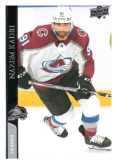 2020-21 UD Series One 49 Nazem Kadri - Colorado Avalanche