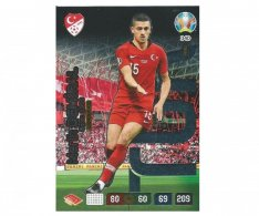 Panini Adrenalyn XL UEFA EURO 2020 Wonder Kid 340 Merih Demiral Turkey