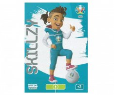 Panini Adrenalyn XL UEFA EURO 2020 Official Maskot 468 Skillzy
