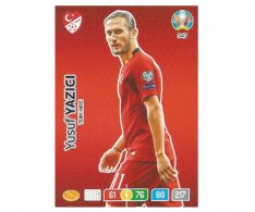 Panini Adrenalyn XL UEFA EURO 2020 Team mate 347 Yusuf Yazici Turkey