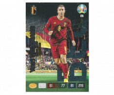 Panini Adrenalyn XL UEFA EURO 2020 Wonder Kid 52 Youri Tielemans Belgium