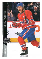 2020-21 UD Series One 101 Shea Weber - Montreal Canadiens