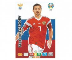 Panini Adrenalyn XL UEFA EURO 2020 Team mate 289 Magomed Ozdoev Russia