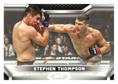 2020 Topps UFC Knockout 79 Stephen Thompson - Welterweight