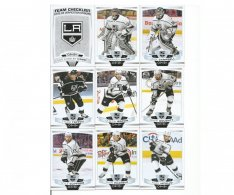 2019-2020 Upper Deck O-Pee-Chee Týmový set Los Angeles Kings