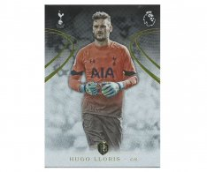 2016 Topps Gold Premier League 7. Hugo Lloris Tottenham Hotspur