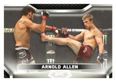 2020 Topps UFC Knockout 34 Arnold Allen - Featherweight
