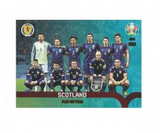Panini Adrenalyn XL UEFA EURO 2020 Play-off Team 464 Scotland