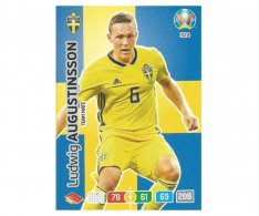 Panini Adrenalyn XL UEFA EURO 2020 Team mate 324 Ludwig Augustinsson Sweden