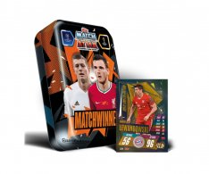 Topps Match Attax Champions League 2020-21Match Winners Velká plechovka
