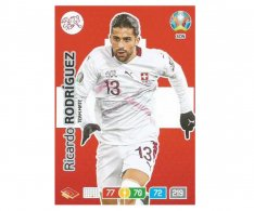 Panini Adrenalyn XL UEFA EURO 2020 Team mate 305 Ricardo Rodriguez Switzerland
