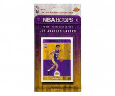 2017-18 Panini Donruss Basketball Los Angeles Lakers Team set