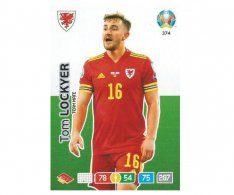 Panini Adrenalyn XL UEFA EURO 2020 Team mate 374 Tom Lockyer Wales