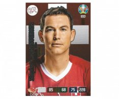 Panini Adrenalyn XL UEFA EURO 2020 Captain 309 Stephan Lichsteiner Switzerland