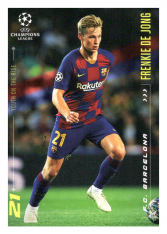 2020 Topps LM Top Youth of the rise Frenkie De Jong FC Barcelona