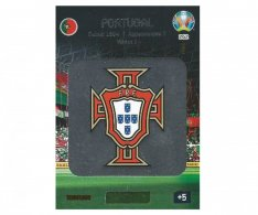 Panini Adrenalyn XL UEFA EURO 2020 Team Logo 262 Portugal