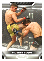 2020 Topps UFC Knockout 58 Vicente Luque - Welterweight