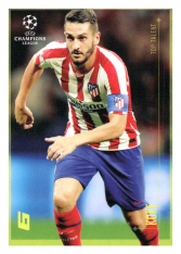 2020 Topps LM Top Talent KOKE Atletico de Madrid