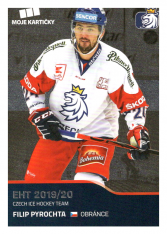 2019-20 Czech Ice Hockey Team  26 Filip Pyrochta