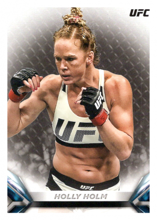 2018 Topps UFC Knockout 41 Holly Holm - Bantamweight