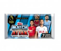 Balíček Topps Match Attax Premier League 2018-19 (7karet)