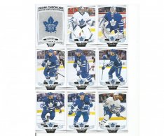 2019-2020 Upper Deck O-Pee-Chee Týmový set Toronto Maple Leafs