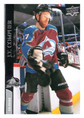 2020-21 UD Series One 45 J.T. Compher - Colorado Avalanche