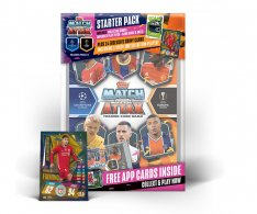 Topps Match Attax Champions League 2020-21 Starterpack
