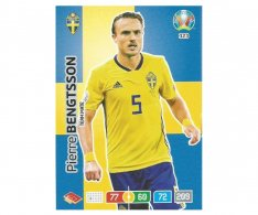 Panini Adrenalyn XL UEFA EURO 2020 Team mate 323 Pierre Bengtsson Sweden