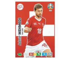 Panini Adrenalyn XL UEFA EURO 2020 Team mate 313 Admir Mehmedi Switzerland