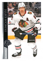 2020-21 UD Series One 40 Duncan Keith - Chicago Blackhawks
