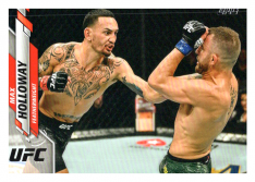 2020 Topps UFC 47 Max Holloway - Featherweight