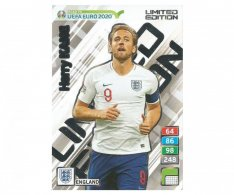 Fotbalová kartička Panini Road To Euro 2020 – Limited Edition -  England - Harry Kane XXL