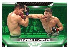 2020 Topps UFC Knockout 79 Stephen Thompson - Welterweight /88