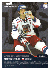 2019-20 Czech Ice Hockey Team 95 Martin Straka