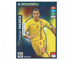 Fotbalová kartička Panini Adrenalyn XL Road to EURO 2020 -  Rising Star - Cristian Manea - 292