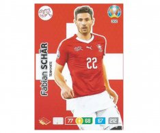 Panini Adrenalyn XL UEFA EURO 2020 Team mate 302 Fabian Schar Switzerland