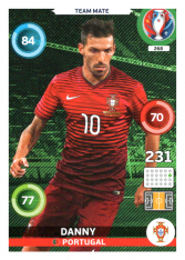 Panini Adrenalyn XL EURO 2016 268 Danny Portugal