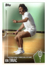 2019 Topps Tennis Hall of Fame 42 Ion Tiriac
