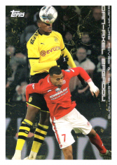 2020 Topps Borussia Dormund Signature Moves & Celebrations 28 Dan-Axel Zagadou